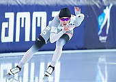 Subject: Anna Ostlender; Tags: Anna Ostlender, Athlet, Athlete, Sportler, Wettkämpfer, Sportsman, Damen, Ladies, Frau, Mesdames, Female, Women, Eisschnelllauf, Speed skating, Schaatsen, GER, Germany, Deutschland, Sport; PhotoID: 2021-02-12-2705