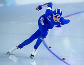 Subject: Linda Rossi; Tags: Athlet, Athlete, Sportler, Wettkämpfer, Sportsman, Damen, Ladies, Frau, Mesdames, Female, Women, Eisschnelllauf, Speed skating, Schaatsen, ITA, Italy, Italien, Linda Rossi, Sport; PhotoID: 2021-02-14-0017