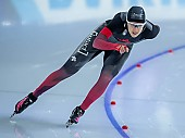 Subject: Béatrice Lamarche; Tags: Athlet, Athlete, Sportler, Wettkämpfer, Sportsman, Béatrice Lamarche, CAN, Canada, Kanada, Damen, Ladies, Frau, Mesdames, Female, Women, Eisschnelllauf, Speed skating, Schaatsen, Sport; PhotoID: 2021-02-14-0020