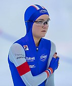 Subject: Sofie Karoline Haugen; Tags: Athlet, Athlete, Sportler, Wettkämpfer, Sportsman, Damen, Ladies, Frau, Mesdames, Female, Women, Eisschnelllauf, Speed skating, Schaatsen, NOR, Norway, Norwegen, Sofie Karoline Haugen, Sport; PhotoID: 2021-02-14-0034