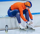 Motiv: Antoinette de Jong; Tags: Antoinette de Jong, Athlet, Athlete, Sportler, Wettkämpfer, Sportsman, Damen, Ladies, Frau, Mesdames, Female, Women, Eisschnelllauf, Speed skating, Schaatsen, NED, Netherlands, Niederlande, Holland, Dutch, Sport; PhotoID: 2021-02-14-0111