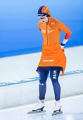 Motiv: Antoinette de Jong; Tags: Antoinette de Jong, Athlet, Athlete, Sportler, Wettkämpfer, Sportsman, Damen, Ladies, Frau, Mesdames, Female, Women, Eisschnelllauf, Speed skating, Schaatsen, NED, Netherlands, Niederlande, Holland, Dutch, Sport; PhotoID: 2021-02-14-0120