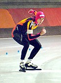 Subject: Heike Warnicke; Tags: Sport, Heike Warnicke, GER, Germany, Deutschland, Eisschnelllauf, Speed skating, Schaatsen, Ehemalige, Damen, Ladies, Frau, Mesdames, Female, Women, Athlet, Athlete, Sportler, Wettkämpfer, Sportsman; PhotoID: 1997-11-08-001